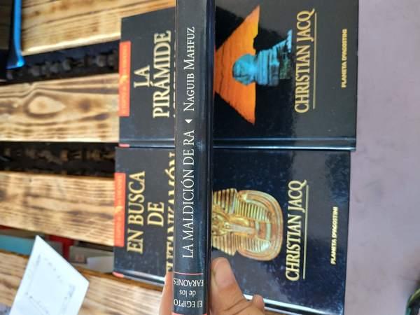 """Colección """"El Egipto de los Faraones"""""""