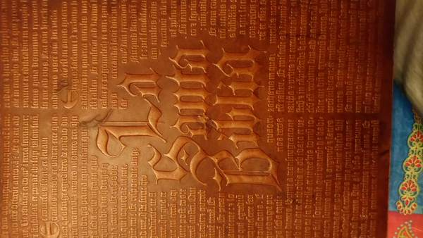 BIBLIA EVARISTO MARTIN NIETO 1964