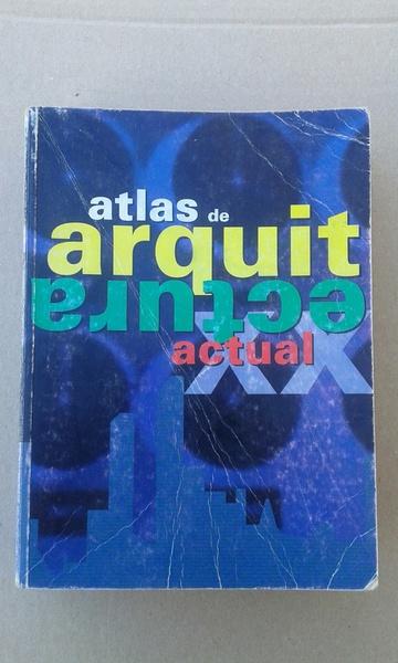 Atlas de arquitectura actual