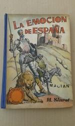 LA EMOCION DE ESPAÑA. Manuel Siurot