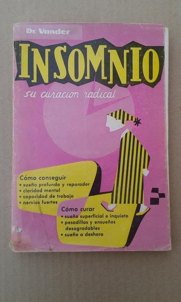 Insomnio, su curación radical