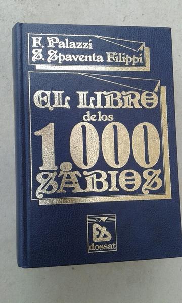 LIBRO DE LOS 1000 SABIOS