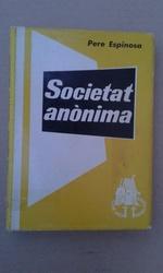 SOCIETAT ANÒNIMA