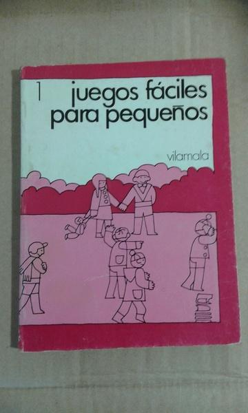 JUEGOS FÁCILES PARA PEQUEÑOS