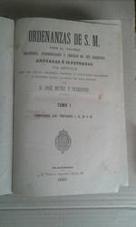 ORDENANZAS DE S. M. PARA EL REGIMEN