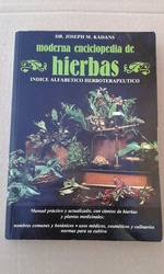 Moderna enciclopedia de hierbas