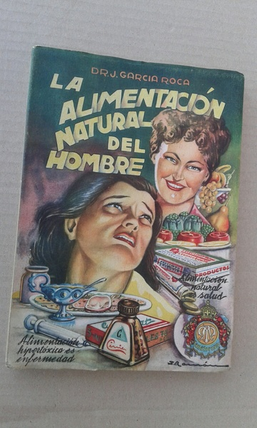 LA ALIMENTACIÓN NATURAL DEL HOMBRE