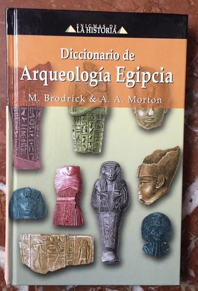 Diccionario de Arqueología Egipcia