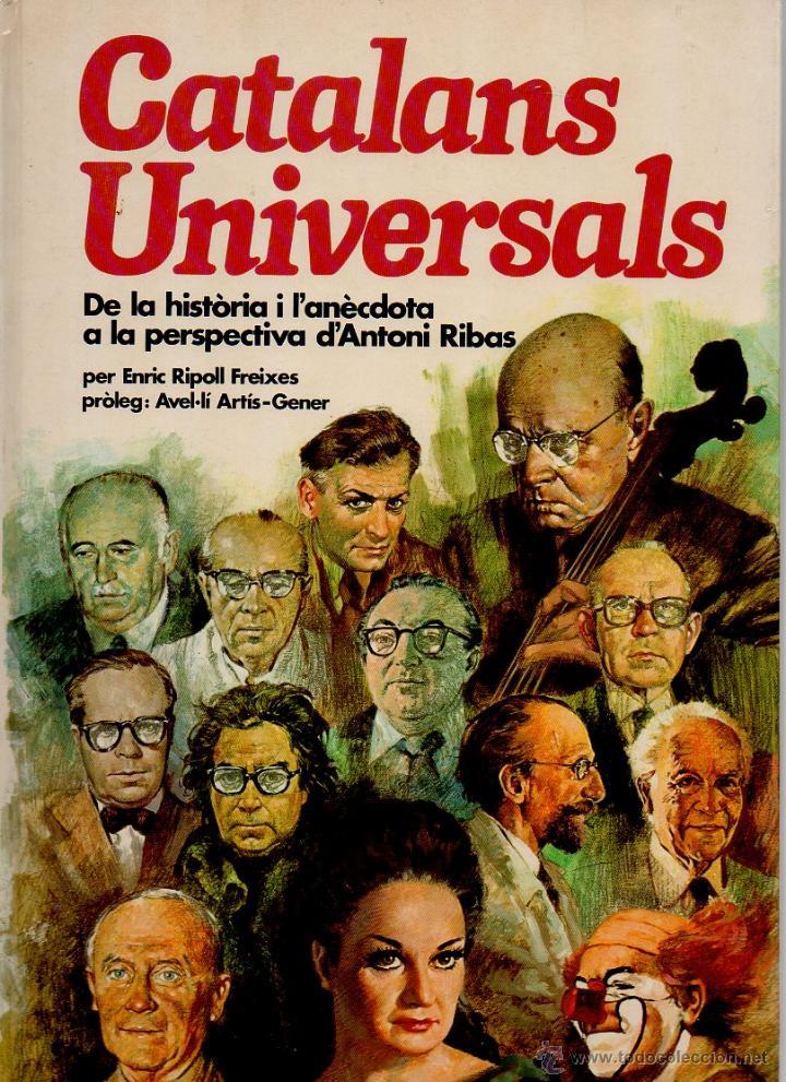 Catalans Universals de la història i l