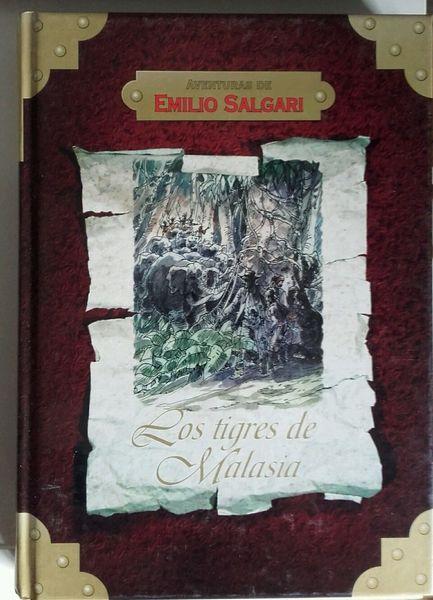 Los tigres de Malasia*Emilio Salgari