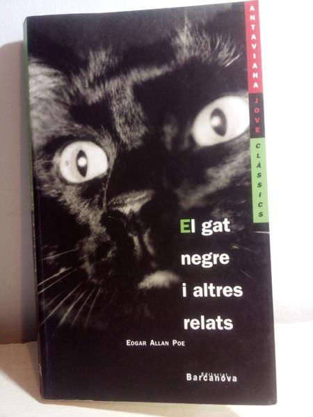 El gat negre i altres relats. Edgar Allan Poe.