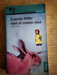 Cuando hitler robo el conejo rosa