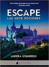 Escape; las siete pociones