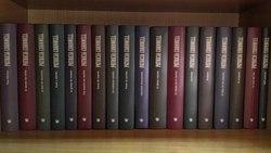 Colección de libros Patricia Cornwell