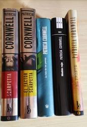 5 libros Patricia Cornwell
