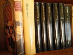 8 libros de Noah Gordon