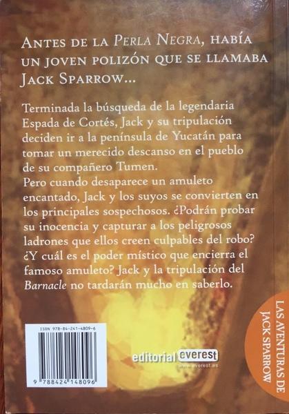 Jack Sparrow. La edad de Bronce