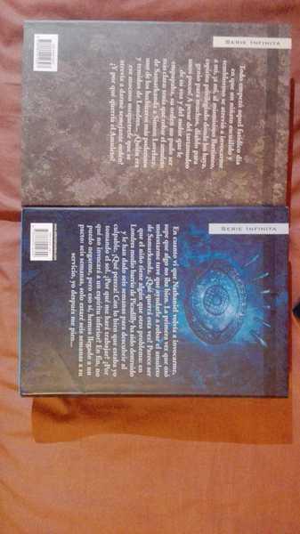 El amuleto de Samarkanda 1 y 2 - Jonathan Stroud