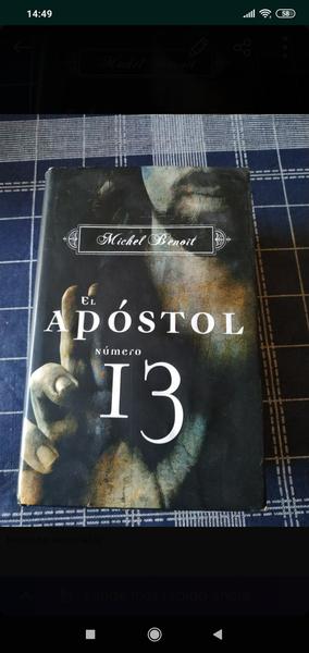 El.apostol numero trece