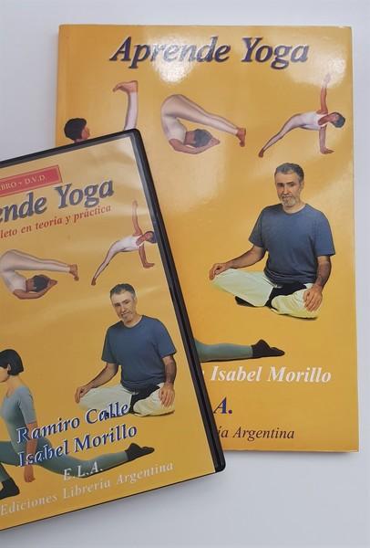 Aprende yoga. Libro + DVD Ramiro Calle