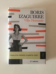 Villa Diamante, de Boris Izaguirre