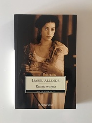 Retrato en sepia, de Isabel Allende