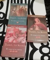 Isabel la reina. Trilogía.