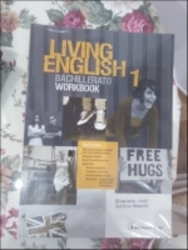LIBRO LIVING ENGLISH 1ºBACHILLERATO.