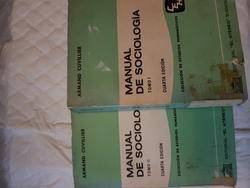 Manual de Sociología Tomo 1 y 2