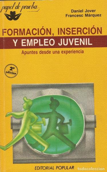 Inserción y empleo juvenil apuntes