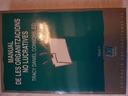 Manual de les organitzacions no lucratives