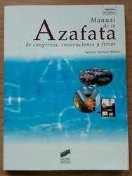 Manual de la azafata de congresos, convenciones y