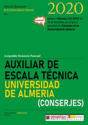 Temario Conserje Universidad Almería