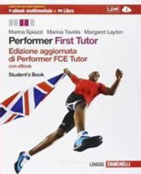 Performer. FCE tutor. Student's book. Con e-book.