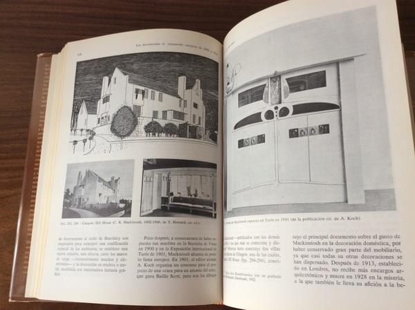 Historia de la arquitectura moderna. L.Benevolo.