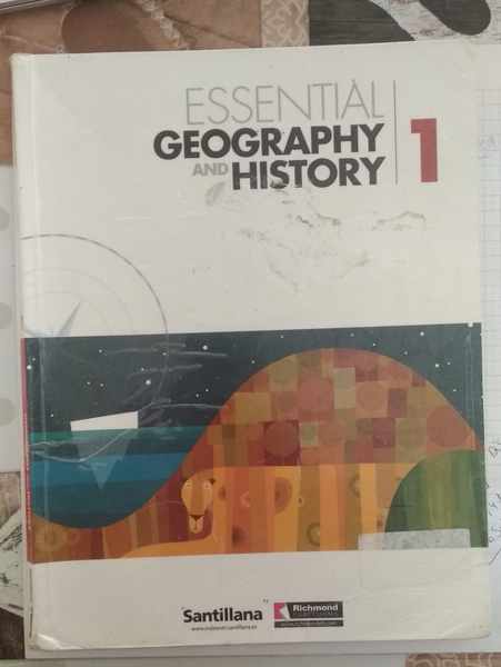 Geography and history 1 ESO