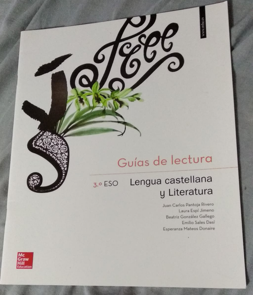 Lengua castellana y literatura 3 ESO