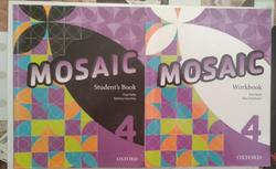 Libro inglés Mosaic 4 ESO