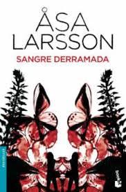 Sangre derramada. Asa Larsson