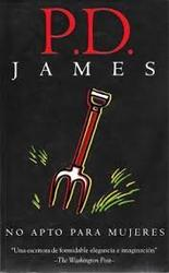 No apto para muejeres. P.D.James