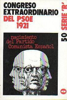 Congreso extraordinario del PSOE 1921