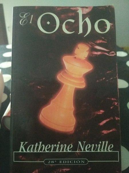 El ocho, de Katherine Neville