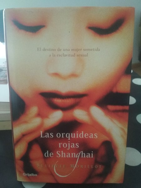 las orquideas rojas de Shangai, Juliette Morillot