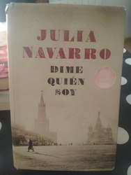 Dime quien soy, Julia Navaro