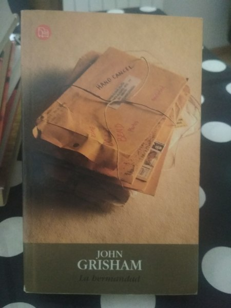 La hermandad, de John Grisham