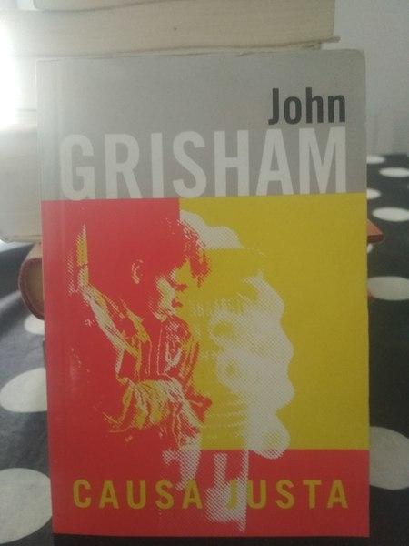 Causa justa, de John Grisham