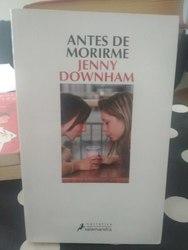 Antes de morirme, de Jenny Downham