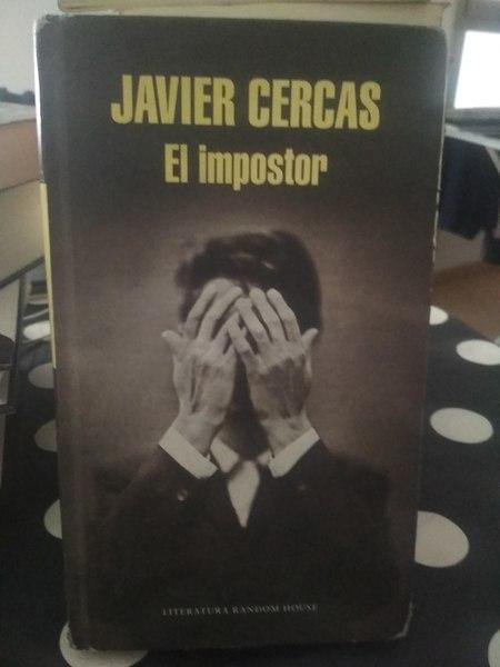 El impostor, Javier Cercas