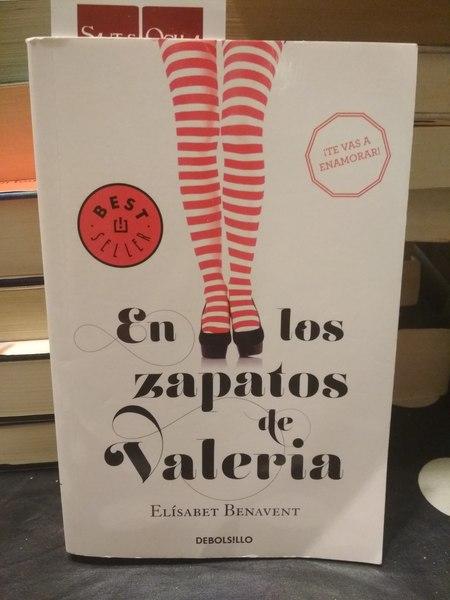 En los zapatos de Valeria, Elisabet Benavent