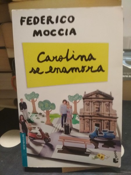 Carolina se enamora, Federico Moccia